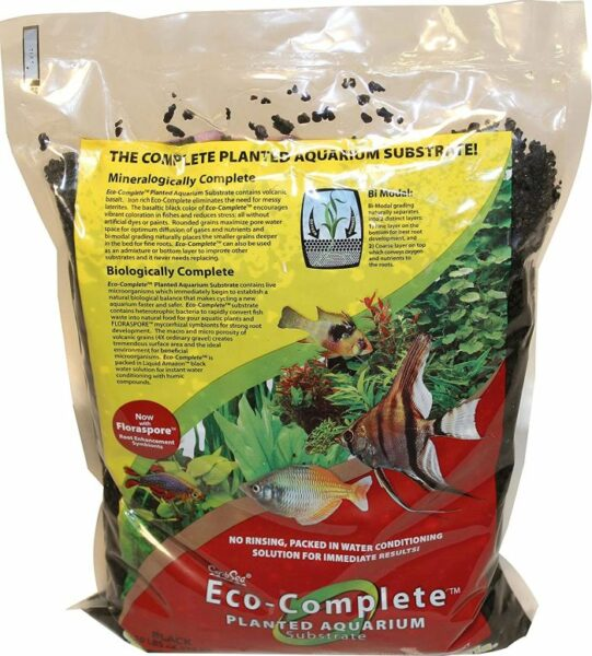eco complete best budget substrate